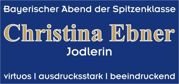 Christina Ebner